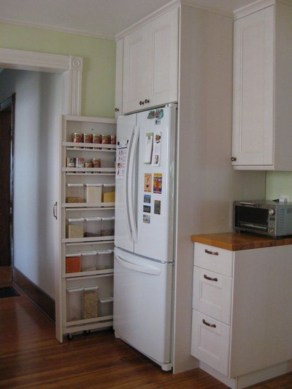 Stunning Kitchen Storage For Small Space 25