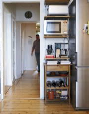 Stunning Kitchen Storage For Small Space 32