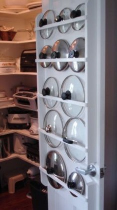 Stunning Kitchen Storage For Small Space 44