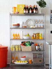 Stunning Kitchen Storage For Small Space 46