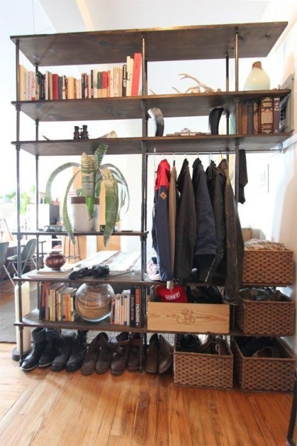 Ways To Make Space Divider In Your Small Apartment 18