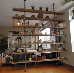 Ways To Make Space Divider In Your Small Apartment 24