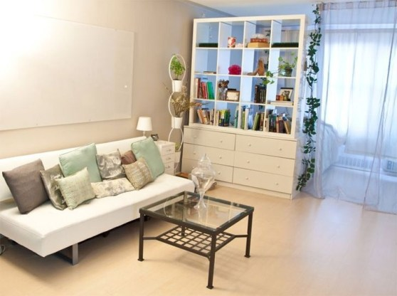 Ways To Make Space Divider In Your Small Apartment 39