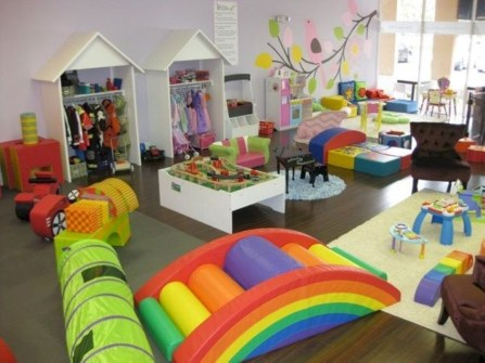 Adorable Indoor Play Areas For Your Kids 03