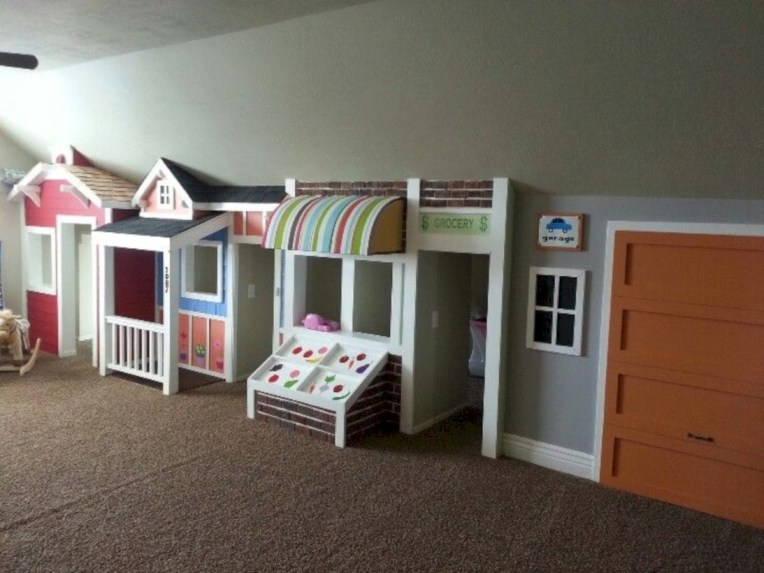 Adorable Indoor Play Areas For Your Kids 12