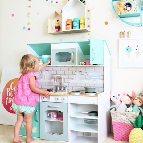 Adorable Indoor Play Areas For Your Kids 15