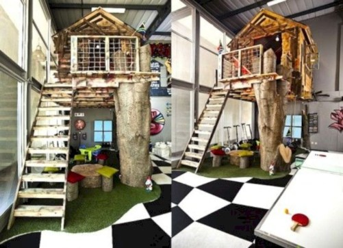 Adorable Indoor Play Areas For Your Kids 36