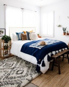 Awesome Boho Decorating Ideas For Your Bedroom 14