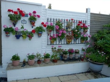 Balcony Garden Ideas For Decorate Your House 04