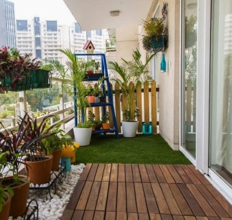 Balcony Garden Ideas For Decorate Your House 29