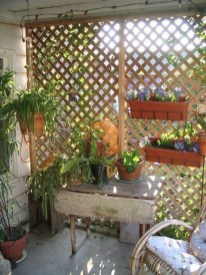 Balcony Garden Ideas For Decorate Your House 36