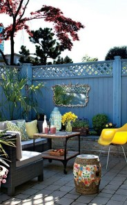 Beautiful Tropical Outdoor Decoration For Cozy Place 37