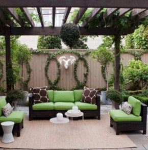 Beautiful Tropical Outdoor Decoration For Cozy Place 46
