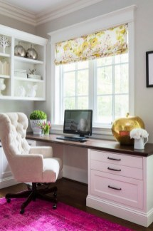 Best Decorating Ideas For Home Office Design 37