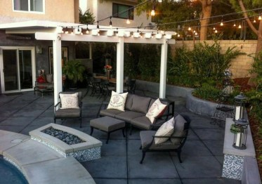 Best Garden Decorate With Some DIY Hanging Lights 05