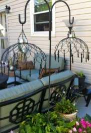 Best Garden Decorate With Some DIY Hanging Lights 06