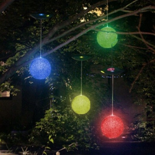 Best Garden Decorate With Some DIY Hanging Lights 33