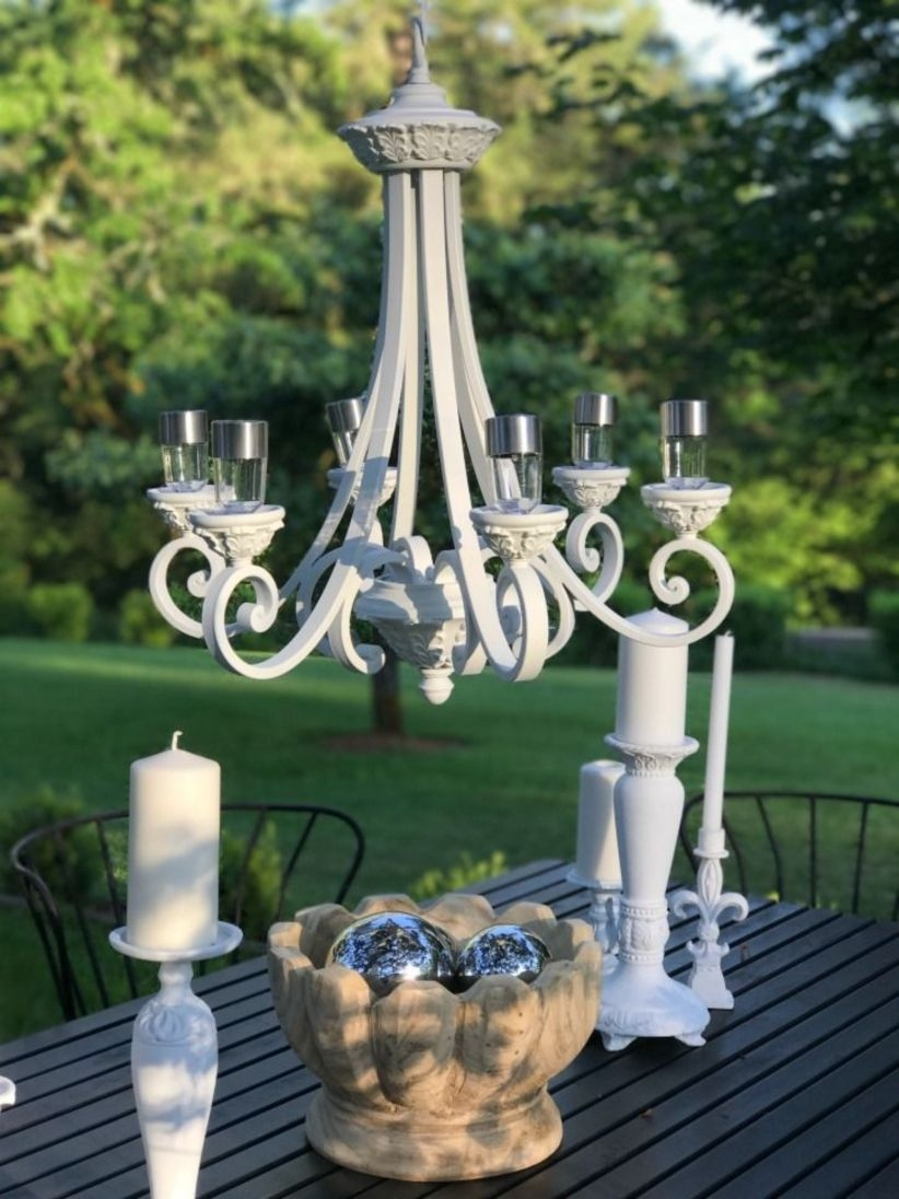 Best Garden Decorate With Some DIY Hanging Lights 34