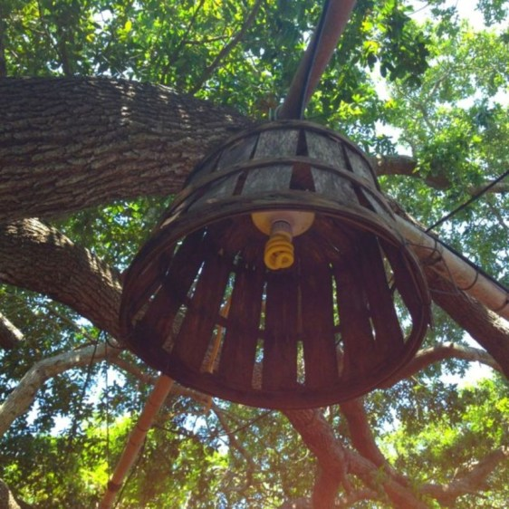 Best Garden Decorate With Some DIY Hanging Lights 48