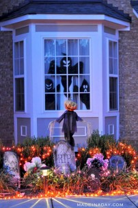 Best Ghost Silhouette DecorIideas To Haunt Your Guests 17