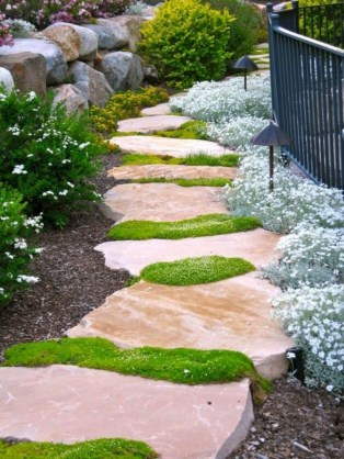 Best Materials You Will Need To Create A Charming Garden Pathway 44