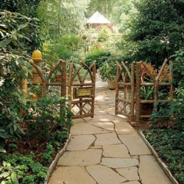 Best Materials You Will Need To Create A Charming Garden Pathway 47