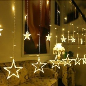 Better Homes And Gardens With Outdoor LED Curtain Lights 30