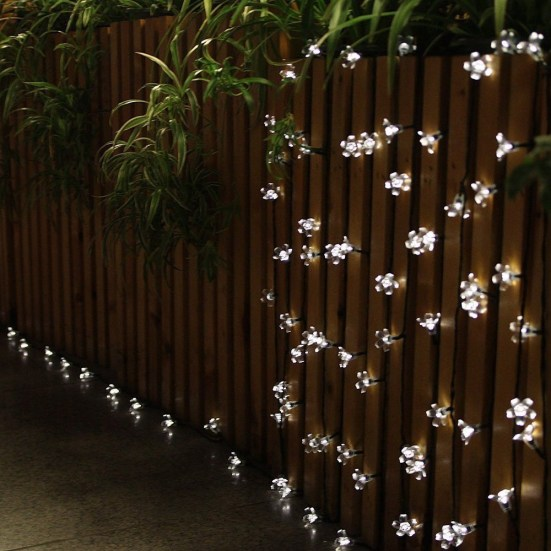 Better Homes And Gardens With Outdoor LED Curtain Lights 38