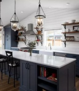 Classy Modern Farmhouse Decor In This Country 40