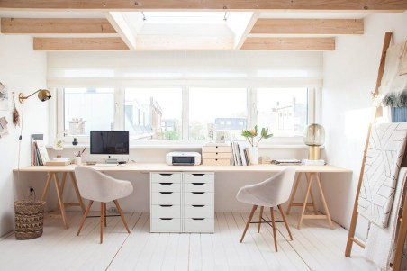 Easy Tips To Organize Your Home Office In Order To Be A Comfortable Place 06