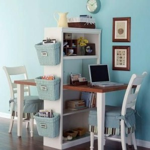 Easy Tips To Organize Your Home Office In Order To Be A Comfortable Place 12