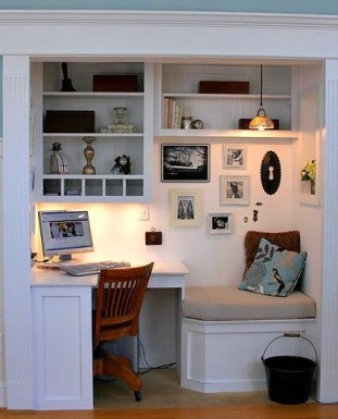 Easy Tips To Organize Your Home Office In Order To Be A Comfortable Place 14
