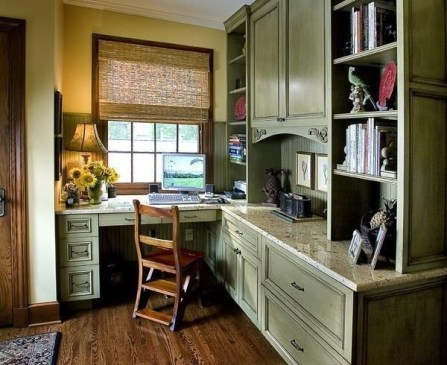Easy Tips To Organize Your Home Office In Order To Be A Comfortable Place 20