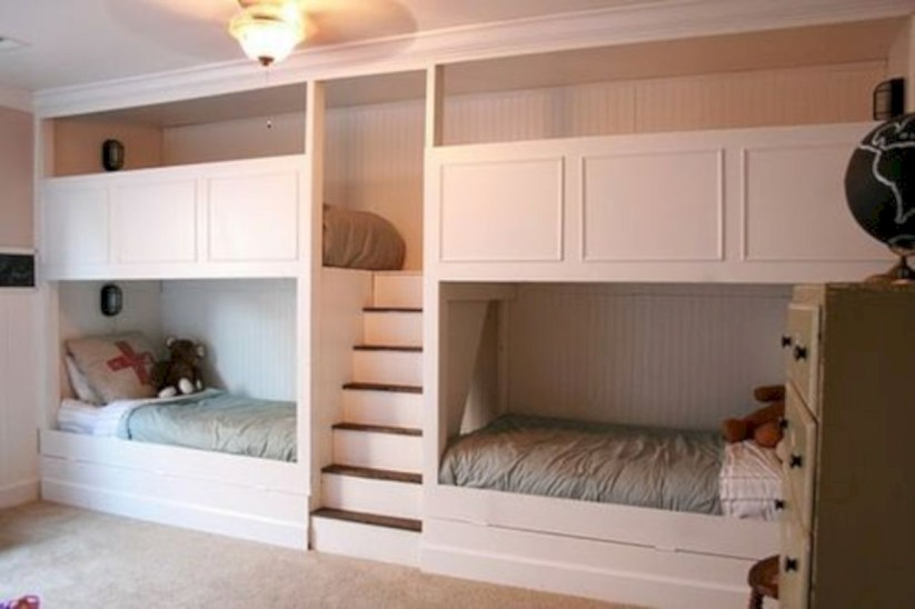 Fabulous Bunk Bed Ideas To Inspire You 14
