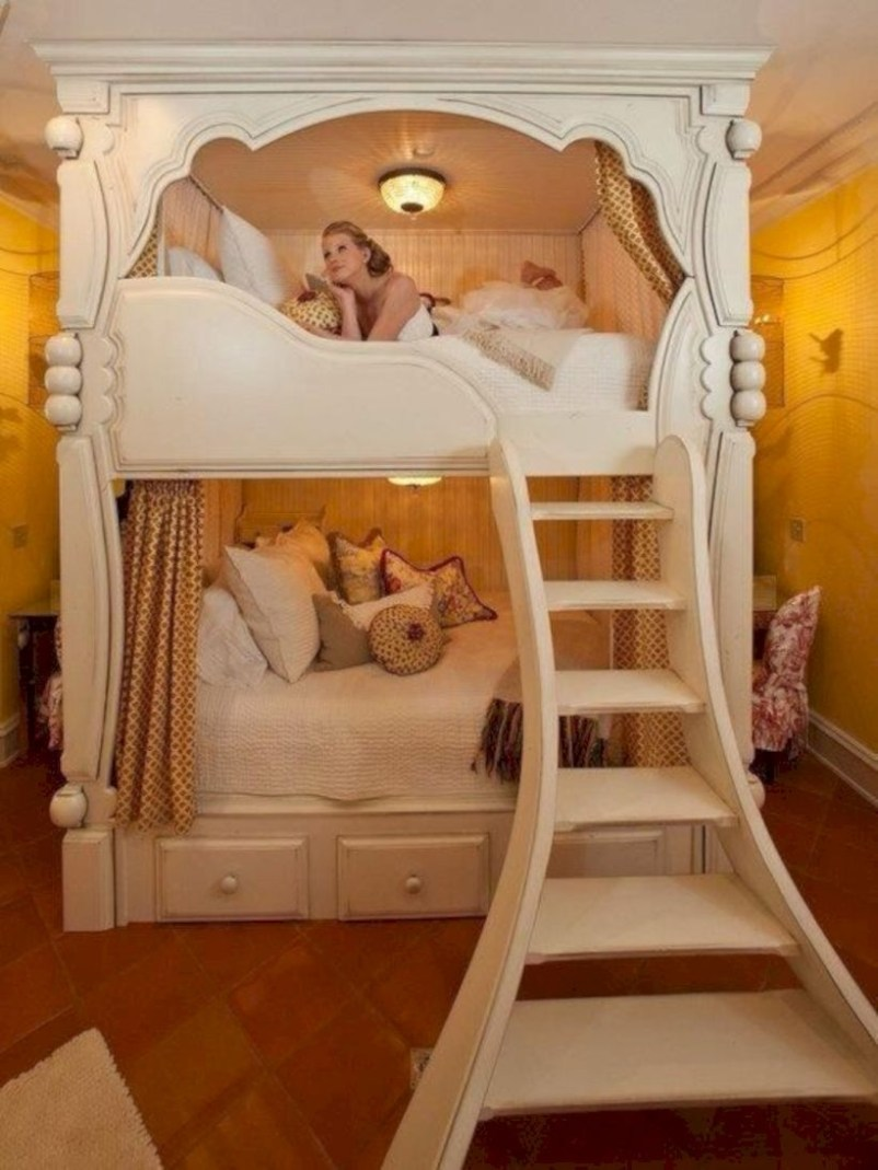 Fabulous Bunk Bed Ideas To Inspire You 26