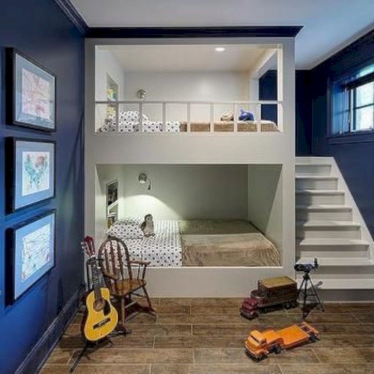 Fabulous Bunk Bed Ideas To Inspire You 39