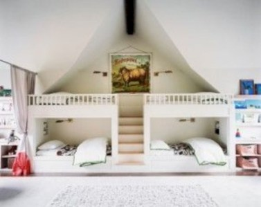 Fabulous Bunk Bed Ideas To Inspire You 42