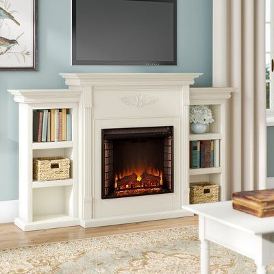 Favorite Winter Decorating For Fireplace Ideas 15