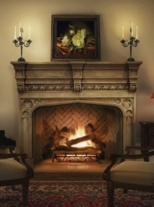 Favorite Winter Decorating For Fireplace Ideas 18