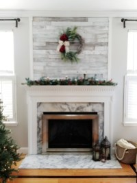 Favorite Winter Decorating For Fireplace Ideas 43