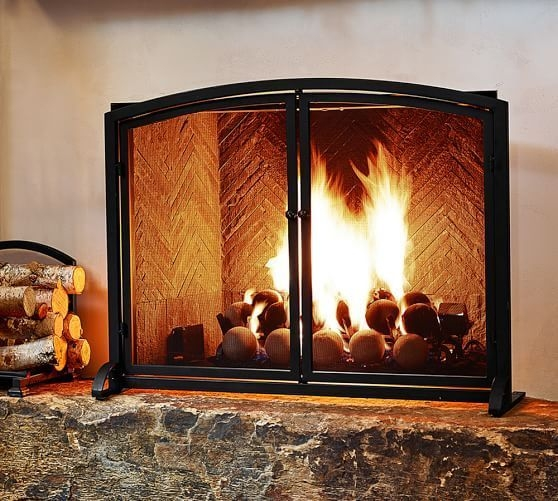 Favorite Winter Decorating For Fireplace Ideas 47