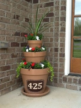 Front Porch Decorating Ideas Try For Your Design 17
