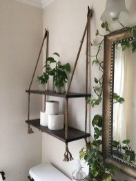 Hanging Shelves Decoration You Can Put In Your Wall 05