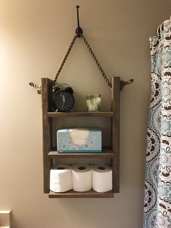 Hanging Shelves Decoration You Can Put In Your Wall 50