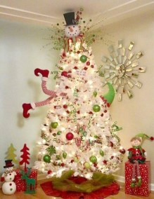 How To Make Amazing Snowman For Decorate Your Christmas Day 14