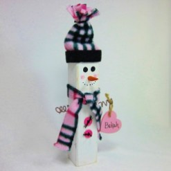 How To Make Amazing Snowman For Decorate Your Christmas Day 28
