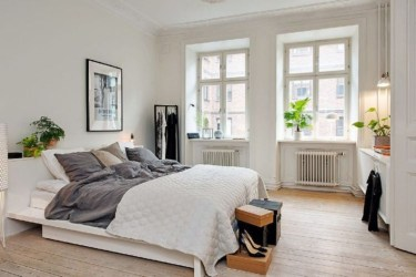 Interior Design For Your Bedroom With Scandinavian Style 12