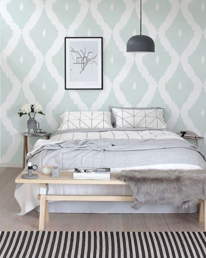 Interior Design For Your Bedroom With Scandinavian Style 14