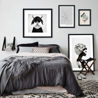 Interior Design For Your Bedroom With Scandinavian Style 26