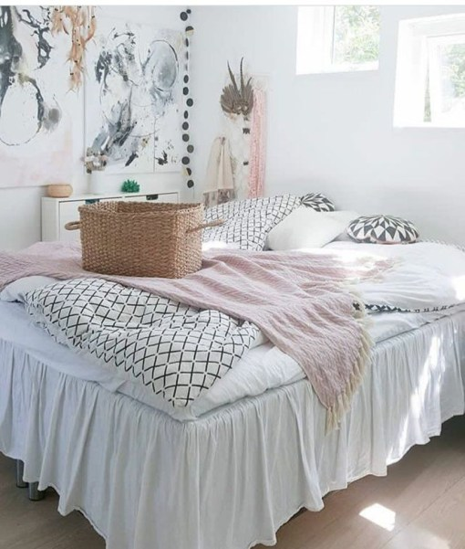 Interior Design For Your Bedroom With Scandinavian Style 32